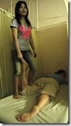 Petite séance de massage Thaï?