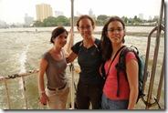 Bangkok, sur la Chao Praya