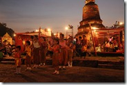 Ayutthaya, festival de l'UNESCO