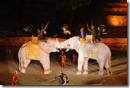 Ayutthaya, spectacle sur son histoire