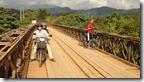 Vang Vieng, balade en vélo-moto