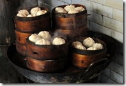 Baozi, petits fourrés à la viande