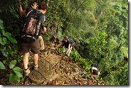 Vang Vieng, jungle trip