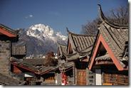 Dans les rues du vieux Lijiang