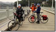 Alentours de Chengdu pour une balade à vélo avec Margo et Ben
