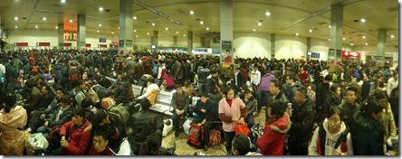 Gare ferrovière de Chengdu