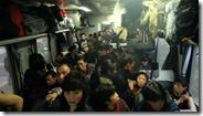Train pour Urumqi