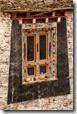 Fenêtre tibétaine