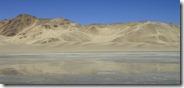 Sur la route entre Karakul et Kashgar