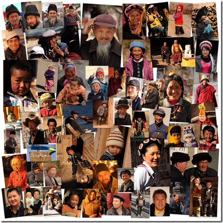 Visages de Chine1