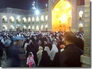A l'heure de la prière