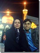 Tayyebe et Saeed