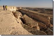 Sur la piste pour la mer d'Aral, plateau d'Ustyurt