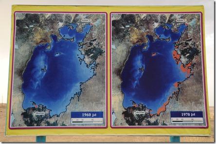 Moynaq, histoire de la mer d'Aral