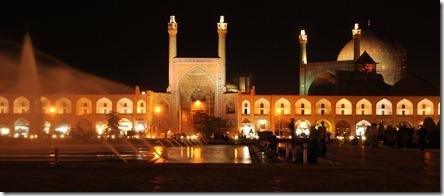 Esfahan, place de l'Imam