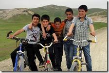 Apprentis cyclistes