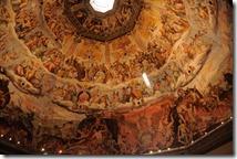 Duomo de Florence, la coupole de Brunelleschi