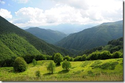 Dans les Alpes Apuanes